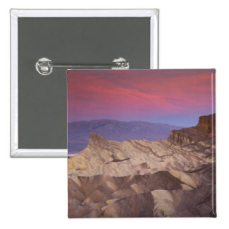 Mornings first light on  Zabriskie Point and 2 Button