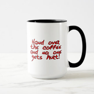 Mornings give daytime a bad name mug