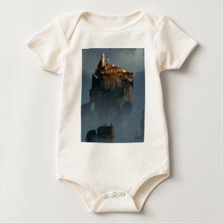 Mornings In The Slums Baby Bodysuit