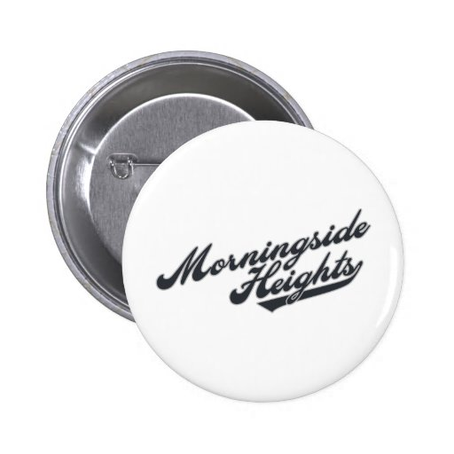 Morningside Heights Buttons