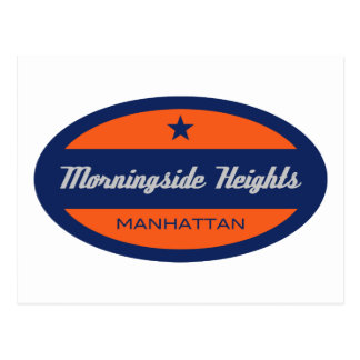 Morningside Heights Postcard
