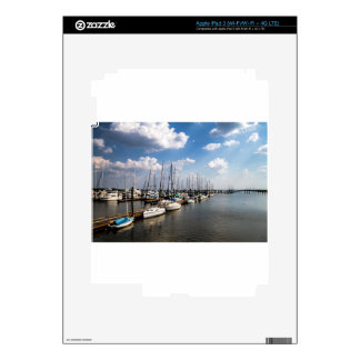 Morningstar Marina Sailboats Georgia USA Decal For iPad 3