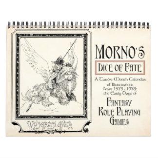 Morno's Dice of Fate Calendar