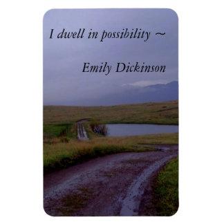 Moro en imán de la posibilidad