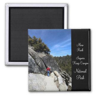 Moro Rock Sequoia/Kings Canyon Natl Park Magnet