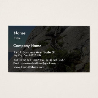 Moro Rock Sequoia Park Business Card