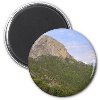 Moro Rock Sequoia Park Granite Forests Magnet