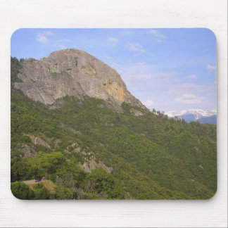 Moro Rock Sequoia Park Granite Forests Mouse Pad