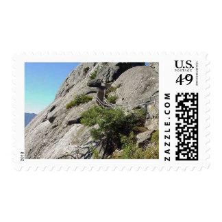 Moro Rock Sequoia Park Stamps