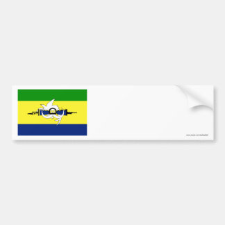 Morobe Province, PNG Bumper Stickers