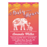 Moroccan Baby Shower - Indian Inspiration - India Card