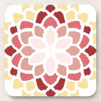 Moroccan Bloom Beverage Coaster