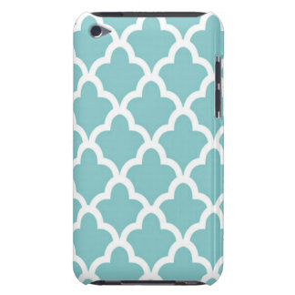Moroccan Blue iPod Touch 4G Case
