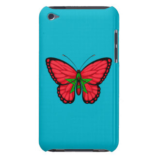 Moroccan Butterfly Flag iPod Touch Cover