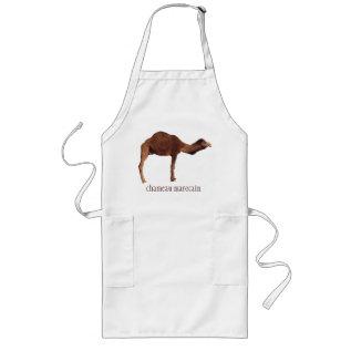 Moroccan Camel Apron at Zazzle