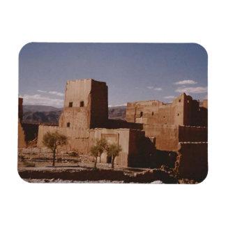 Moroccan City Magnet