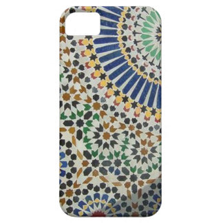 Moroccan colors fit your cell phone like a glove iPhone SE/5/5s case