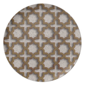 Moroccan Days Dinner Plate