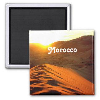 Moroccan Desert Magnet