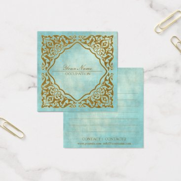 Professional Business Moroccan Design - Business Card