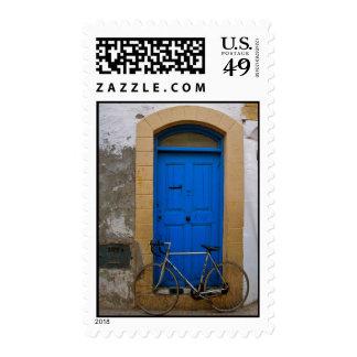 Moroccan Doorway Postage Stamp