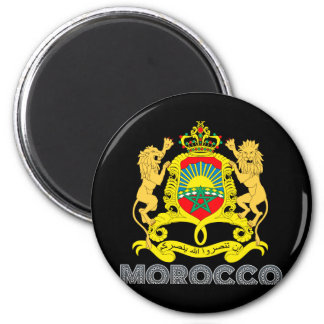 Moroccan Emblem Magnet