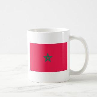Moroccan Flag Coffee Mug