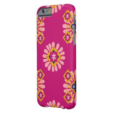think_out_loud Moroccan Floral Barely There iPhone 6 Case
