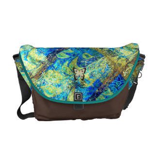 Moroccan Inspired Messenger Bag