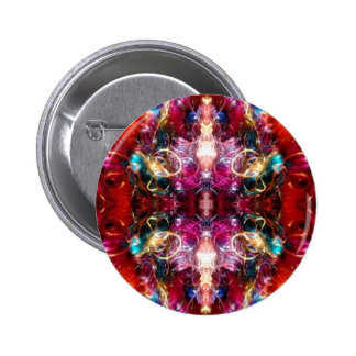 Moroccan Jewel Pinback Buttons