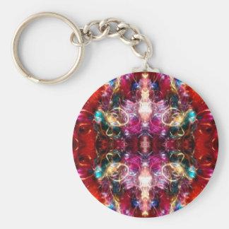 Moroccan Jewel Keychain