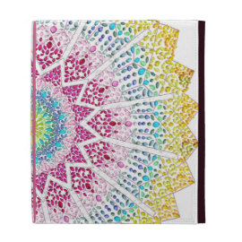 Moroccan Jewels iPad Folio Cases