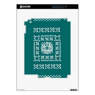 Moroccan Lantern Pattern Decals For The iPad 2