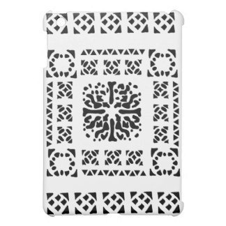 Moroccan Lantern Pattern iPad Mini Covers
