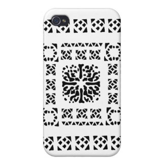 Moroccan Lantern Pattern Cases For iPhone 4