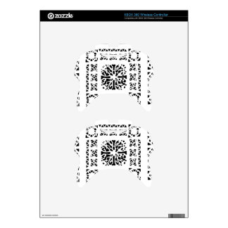 Moroccan Lantern Pattern Xbox 360 Controller Decal
