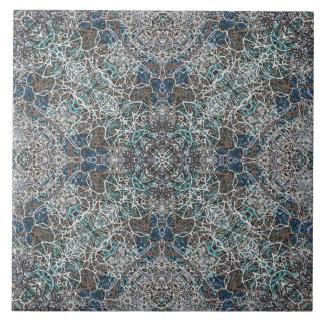 Moroccan Pattern Ceramic Tiles Zazzle