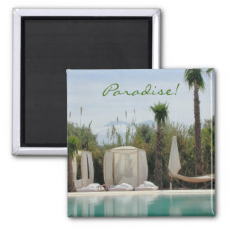 moroccan paradise 2 inch square magnet