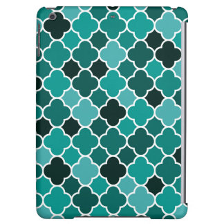 Moroccan pattern iPad air cover