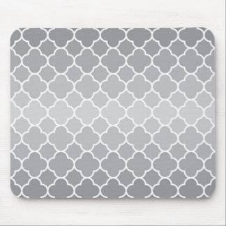 Moroccan pattern mouse pad