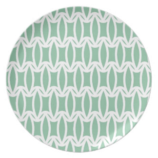 Moroccan Peoni Party Plates