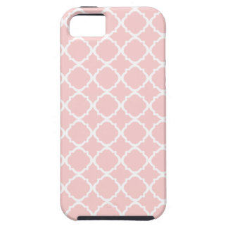 Moroccan Pink pattern iPhone 5 Cover