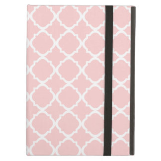 Moroccan Pink pattern iPad Air Cases