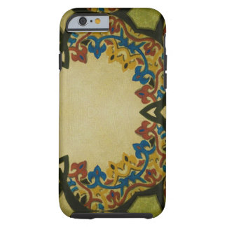 Moroccan spanish style iPhone 6 case