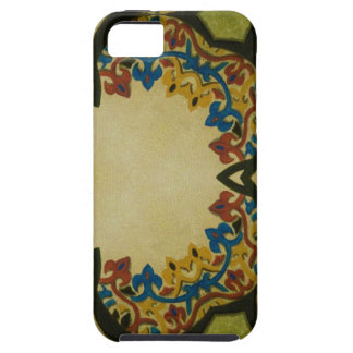 Moroccan spanish style Iphone cover iPhone 5 Cover