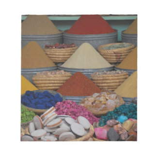 Moroccan Spices Notepad