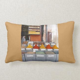 Moroccan Spices Throw Pillow