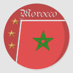 Moroccan stickers