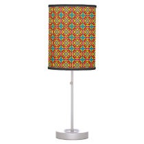 Moroccan Tile Table Lamp