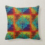 Moroccan Tile Throw Pillows